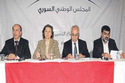 Suriyeli muhalifler İstanbul'da Ulusal Meclis ilan ettiler