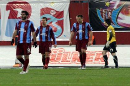 Trabzonspor geçen yılı arıyor