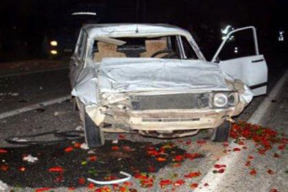 Urfa'da kaza gerginliği