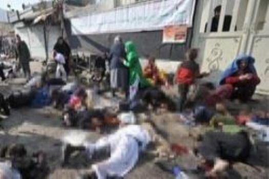 Aşure günü katliamı: 34 ölü!