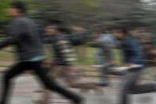 Barış gününde Kadıköy'de savaş çıktı