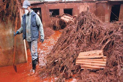 Çevreyi kızıla boyayan fabrikaya rekor ceza