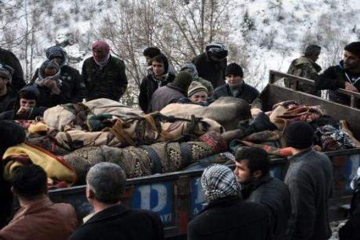 CHP 35 kişinin ölümünü Meclis'e taşıdı