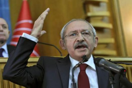 CHP liderinden şok iddia