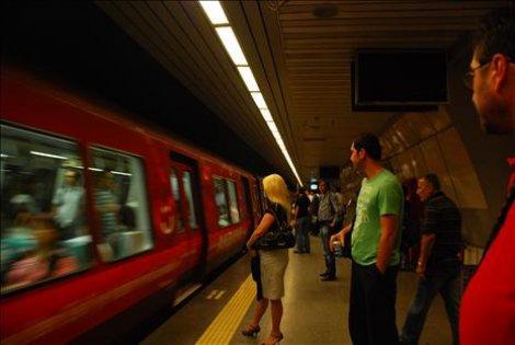 CHP'den yeni metroyla ilgili soru
