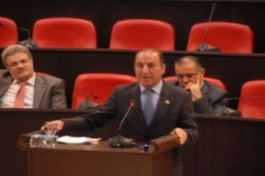 CHP'lilerin Önerisi Gündeme Alınmadı