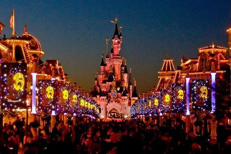 Eyüp'te Türk Disneyland'ı!
