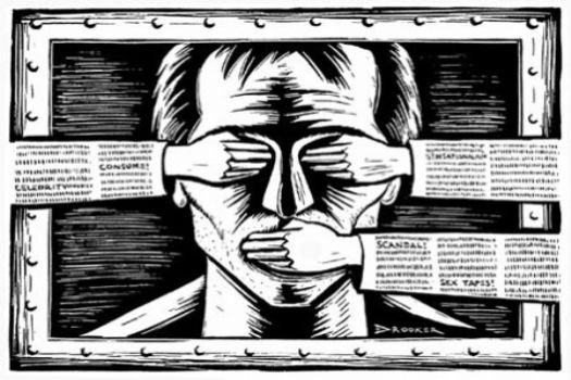 Gazeteciler Gözaltında!