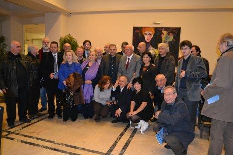 Gürkut Acar ve Haluk Ahmet Gümüş Aydınlanma Toplantısında