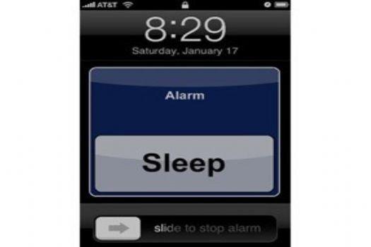 iPhone sahiplerine alarm işkencesi!