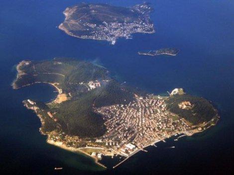İstanbul Adalar Gezisi