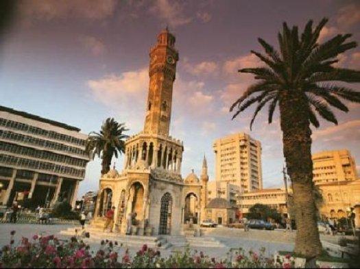 İzmir'in turist sayısı arttı