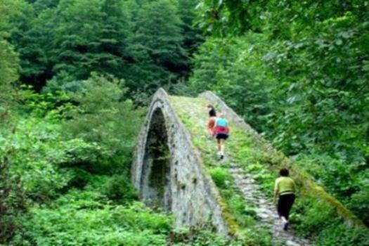 Karadeniz'de yeni turizm konsepti 'Yeşil Yolculuk'
