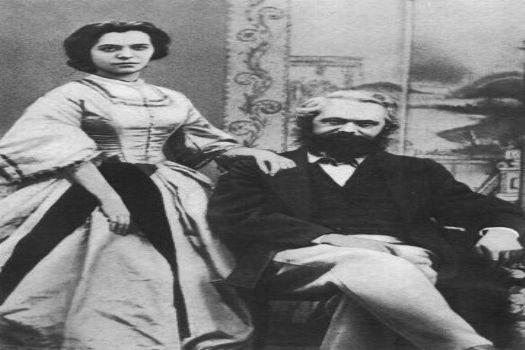 Karl Marx karısını aldattı mı ?