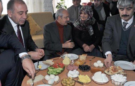 Kılıçdaroğlu'ndan Bolu ve Kocaeli'ne Ziyaret