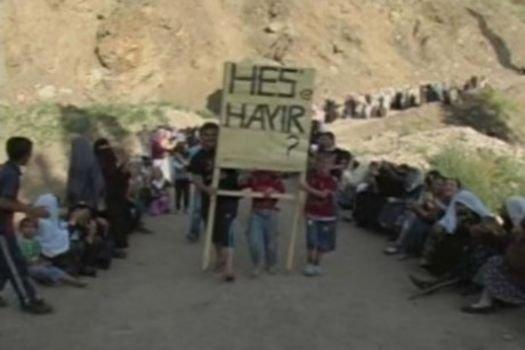 Köylerin 'HES' kardeşliği