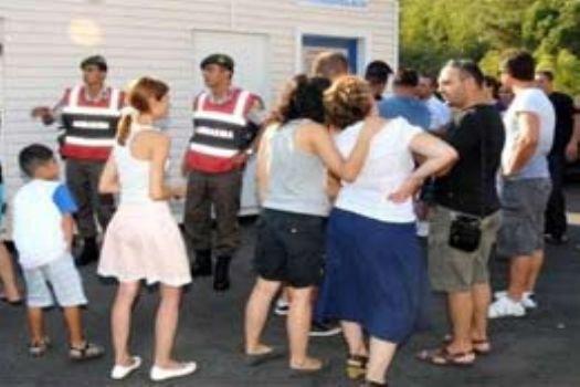 Milas'ta internetten rezervasyon yaptıran tatilciler, 5 yıldızlı otelde mülteci gibi yaşamışlar!