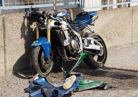 Motosiklet faciası