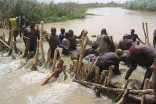 Nijerya'da sel felaketi: 102 ölü