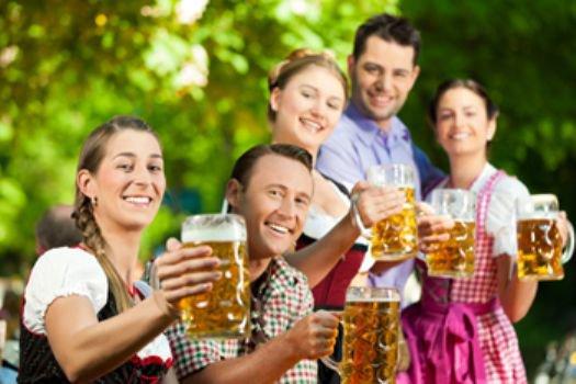 Oktoberfest başlıyor