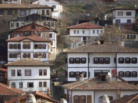 Safranbolu'nun Hedefi 1 Milyon Turist