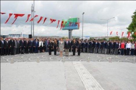 Silivri'de 19 Mayıs kutlamaları