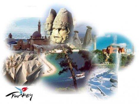 Turizmde model ülke olduk