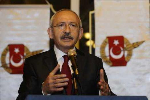 'Türkiye'de basın özgürlüğü yok'