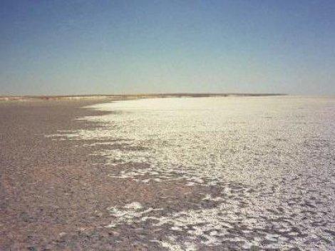 Tuz Gölü'nde Turizm Sezonu Açıldı