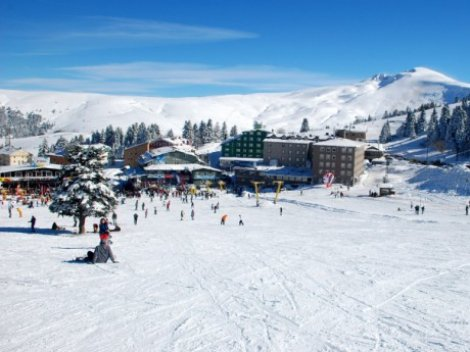 Uludağ'da Kar Kalınlığı 3,35 Metre