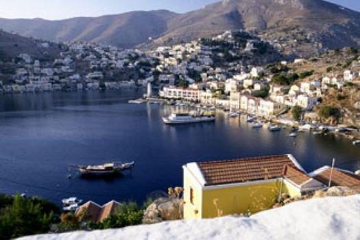 Yunan adaları Türk turistlerle nefes aldı