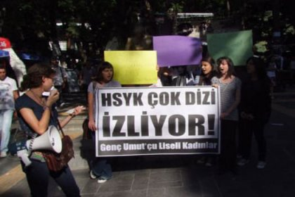 HSYK'nin önerisine tepki