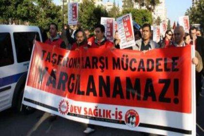 27 işçinin duruşması ertelendi