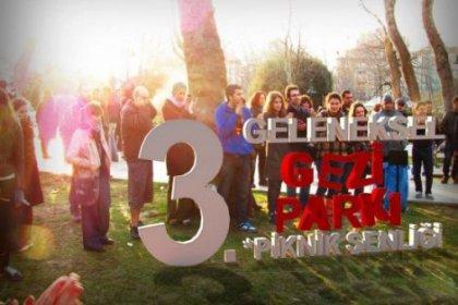 3. Geleneksel Gezi Şenliği Başlıyor!