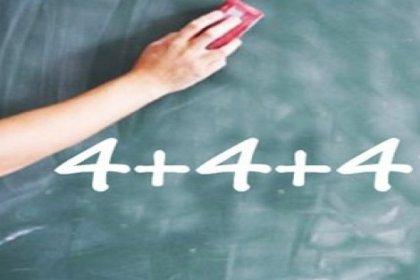 4+4+4 teklifinde yapılan değişiklikler
