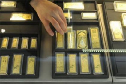 50 kilo saf altın çaldılar