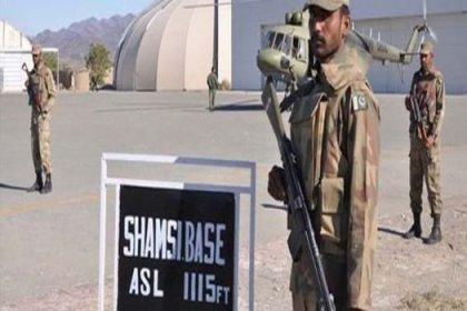 ABD Pakistan'daki üssünü boşalttı