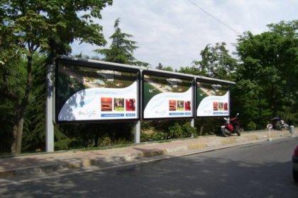 Açık hava reklamlarıyla ilgili soru