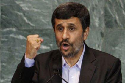 Ahmedinejad fena patladı