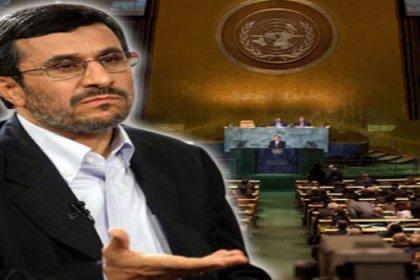 Ahmedinejad'dan ABD'ye çağrı