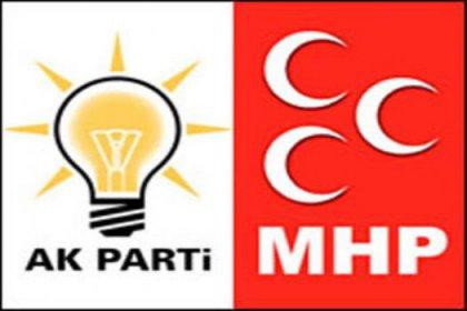 AK Parti'den MHP'ye tavsiye
