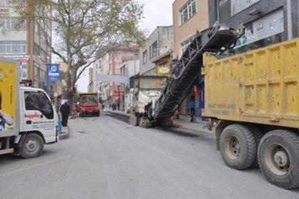 Ali Çetinkaya'da çalışmalar devam ediyor