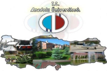 Anadolu Üniversitesi'ne kayıtlar başlıyor