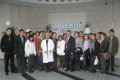 Anadolu Vakfı, çalışmalarına devam ediyor