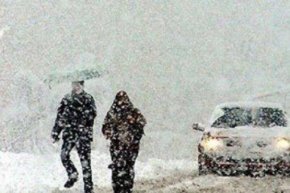 Ankara'da kar yağışı uyarısı