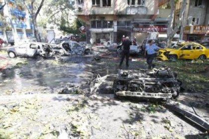 Ankara'da şiddetli patlama: Bomba mı LPG tüpü mü?