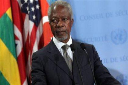 Annan'a Rusya'dan Destek