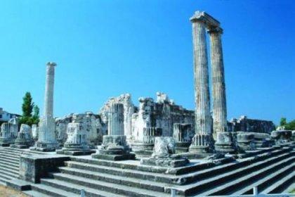 Apollon Tapınağı'nın yoluna yeni düzenleme