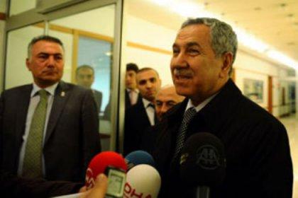 Arınç'tan Gül'e veto desteği
