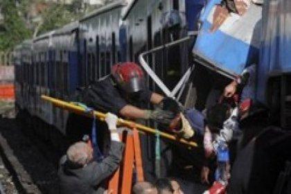 Arjantin'de Tren Faciası